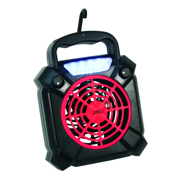 Texsport Mini Fan and Light Combo