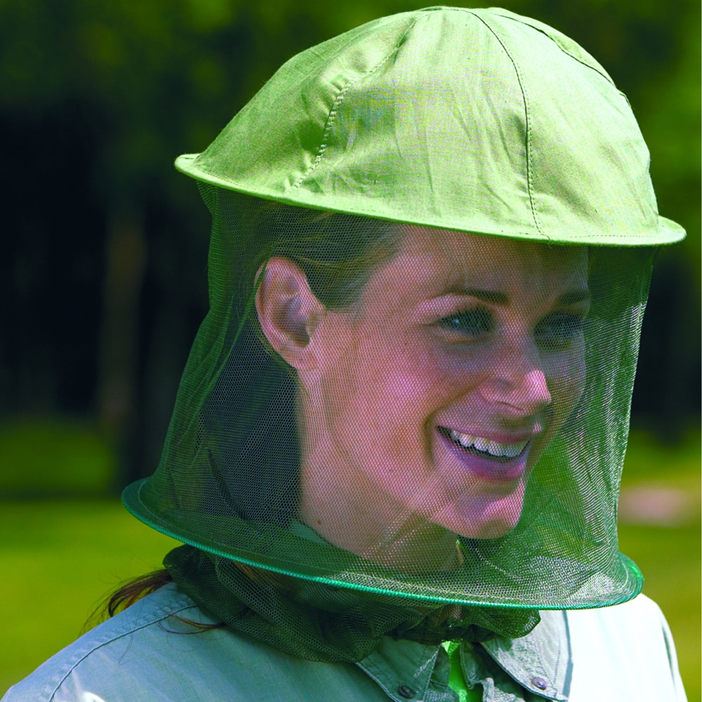 Texsport Olive (Green) Drab Mosquito Head Net (Mosquito H...