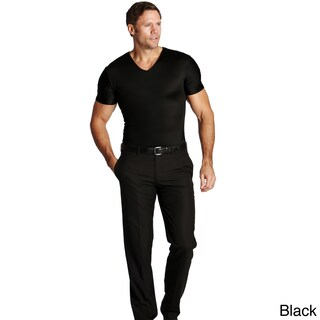 Insta Slim Men's V-neck Shirt (More options available)