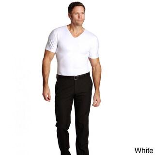 Insta Slim Men's V-neck Shirt (More options available)