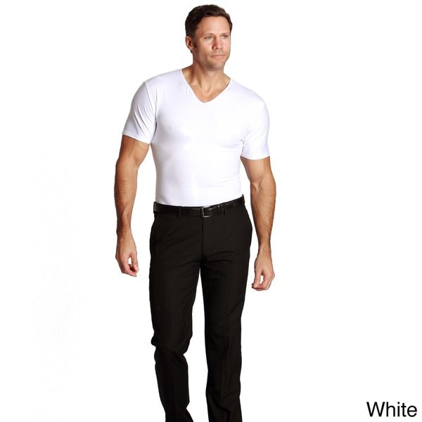Insta Slim Men's V-neck Shirt
