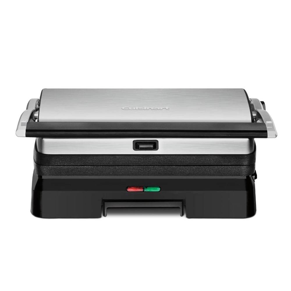 Cuisinart GR-11 Griddler 3-in-1 Grill and Panini Press, B...