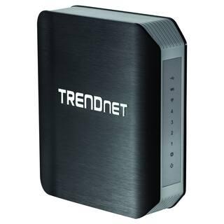 TRENDnet TEW-812DRU IEEE 802.11ac Wireless Router|https://ak1.ostkcdn.com/images/products/7648220/P15064042.jpg?impolicy=medium