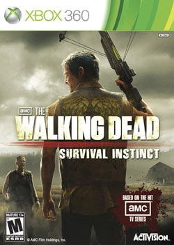 Xbox 360 - The Walking Dead: Survival Instinct