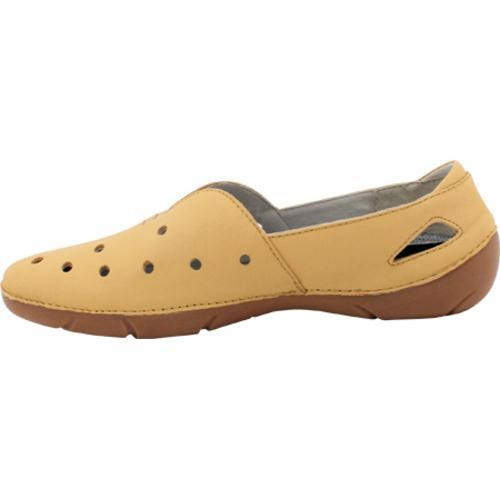 Women's Propet Robin Maize Slip On Shoes - Thumbnail 1