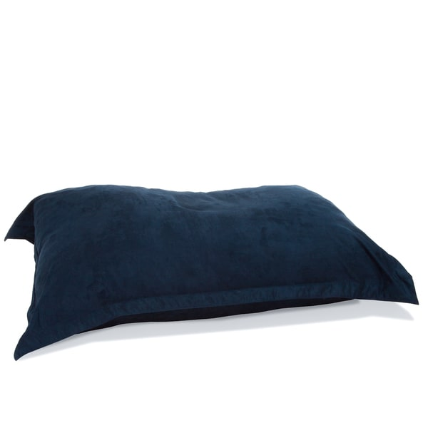Christopher Knight 'Chandler' 5-foot Blue Microsuede Lounge Pillow