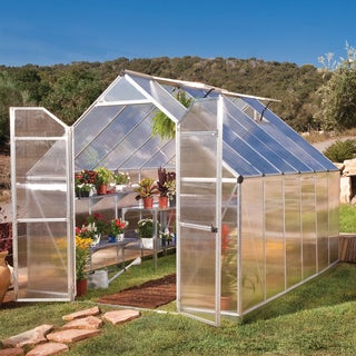 Palram Essence Silver Greenhouse