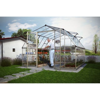 palram americana 12ft x 12ft greenhouse