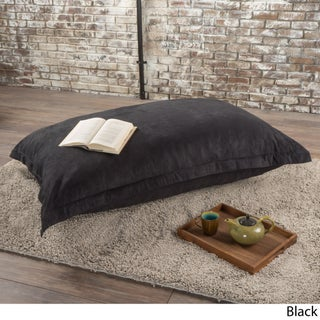 Christopher Knight Home Chandler Faux Suede 5-foot Beanbag Lounge Pillow (More options available)