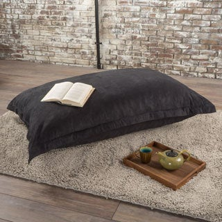 Christopher Knight Home Chandler Faux Suede 5-foot Beanbag Lounge Pillow