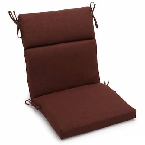 Blazing Needles 3-section Indoor/Outdoor Chair Cushion - 45 x 22
