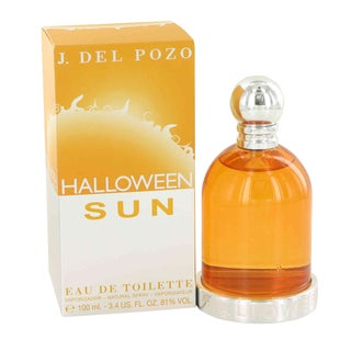 Jesus Del Pozo Halloween Sun Women's 3.4-ounce Eau de Toilette Spray