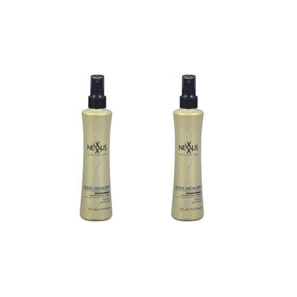 Nexxus Sleek Memory Straightening Smoothing Hair Spray (Set of 2)