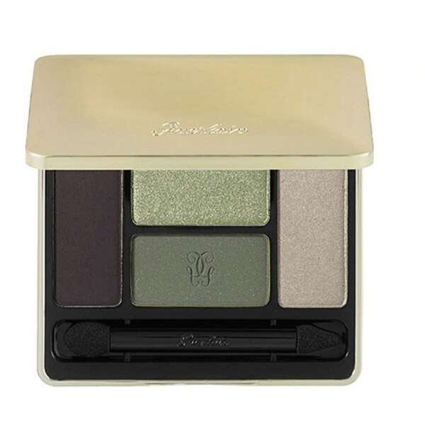 Guerlain 03 Les Verts 4-color Long Lasting Eyeshadow Set