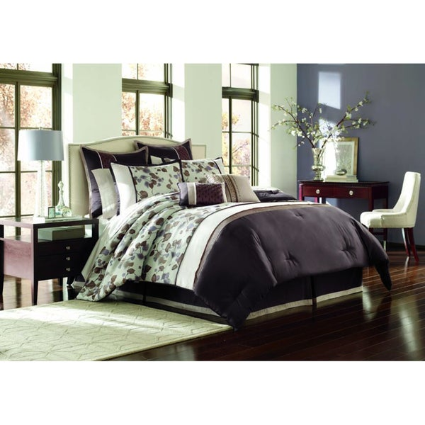 Manor HIll Gramercy 8-piece Bed in a Bag with Sheet Set