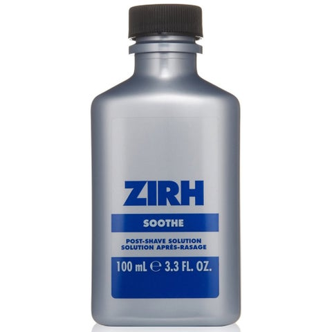 Zirh Soothe Post Shave 3.4-ounce Solution - silver