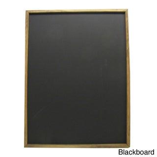 Framed 12x16-inch Chalkboard/ Blackboard