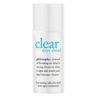 Philosophy Clear Days Ahead Acne Spot Treatment