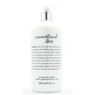 Philosophy Unconditional Love 16-ounce Firming Body Emulsion