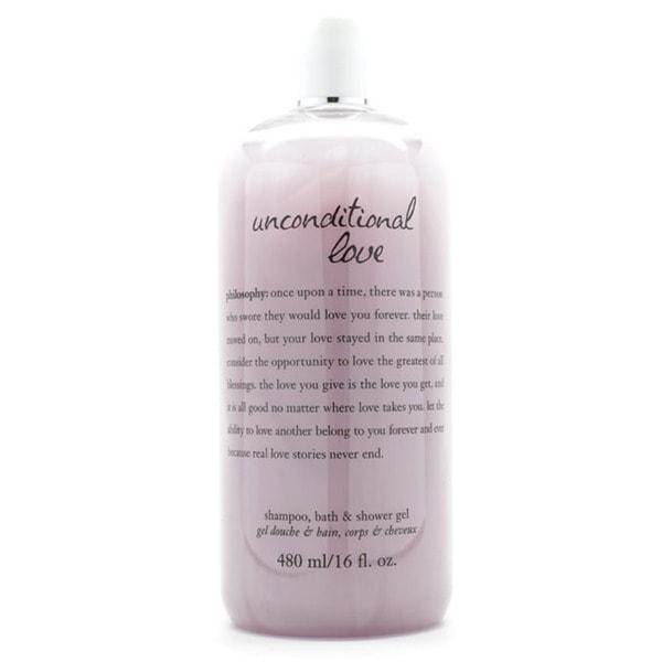 Philosophy Unconditional Love 16-ounce Shower Gel