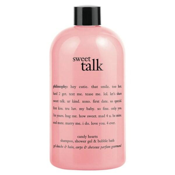 Philosophy Sweet Talk Candy Hearts 16-ounce Shower Gel