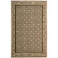 Cosmopolitan Chestnut Star Print Rug (8'3 x 11'3) - 8'3 x 11'3
