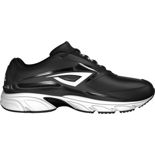 3N2 Zing Trainer Leather Black
