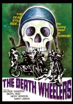 The Death Wheelers (DVD)