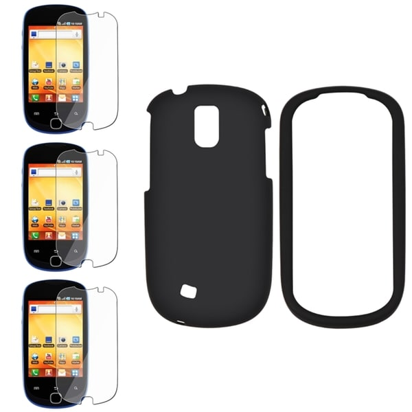 BasAcc Case/ Screen Protector for Samsung Gravity Smart SGH-T589