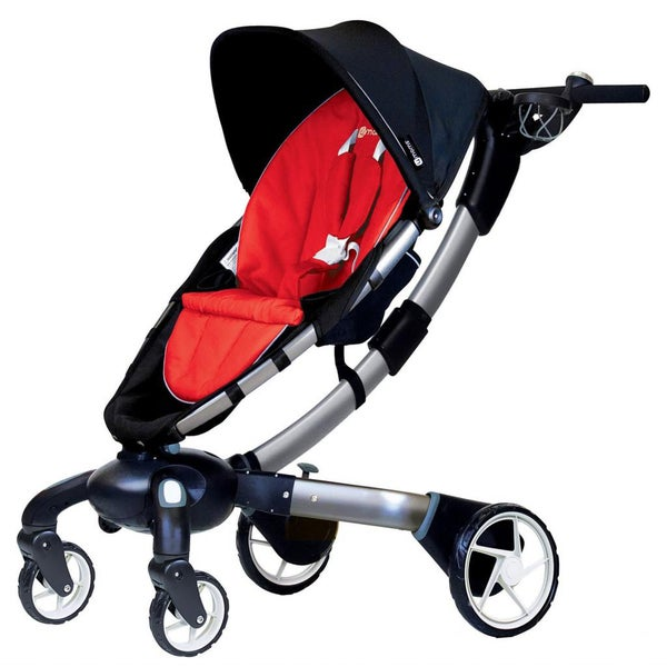 4Moms Origami Stroller in Red