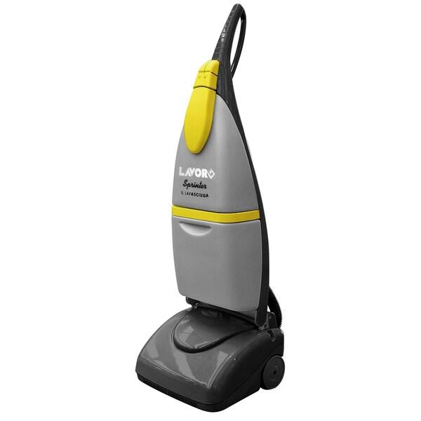 Lavor 12 Inch Sprinter Floor Scrubber Drier Free