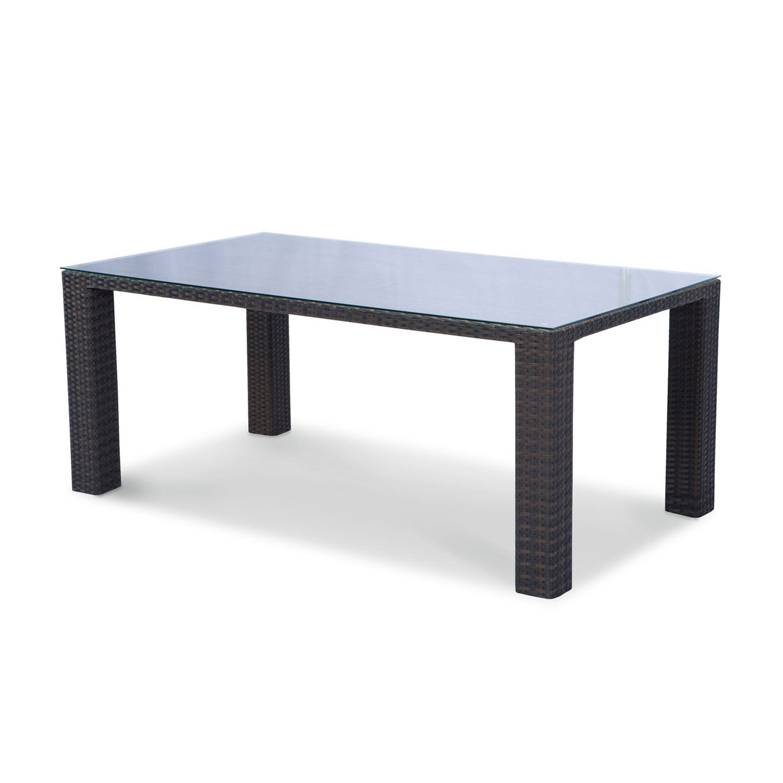 St Tropez 84 X40 Dining Table Overstock 7653250