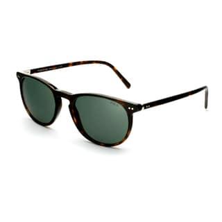Ralph Lauren Unisex 500371 Dark Tortoise Plastic Sunglasses