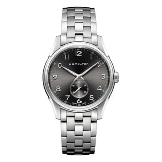 Hamilton Women's 'Jazzmaster Thinline' Stainless Steel Watch