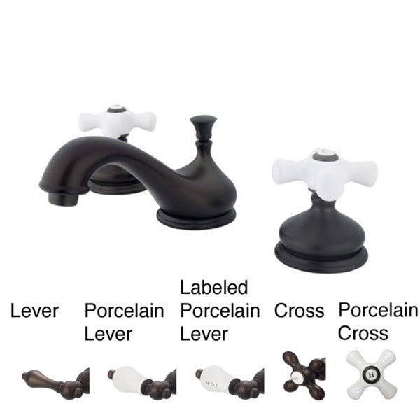 Shop Water Creation Early 20th Century American Teapot Widespread Lavatory Faucet With Pop Up