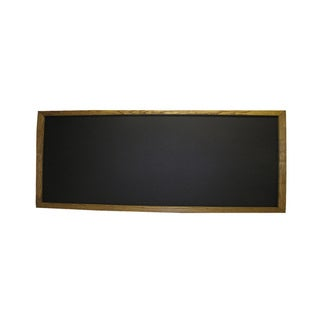 Framed Chalkboard (2' x 5') (2 options available)