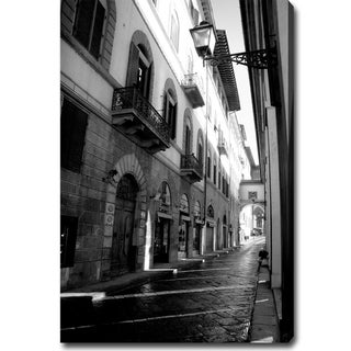 'Streets of Florence, Italy' Canvas Art