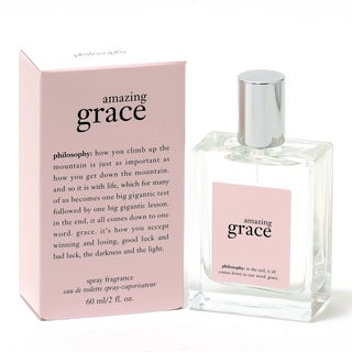 Philosophy Amazing Grace Women's 2-ounce Eau de Toilette Spray