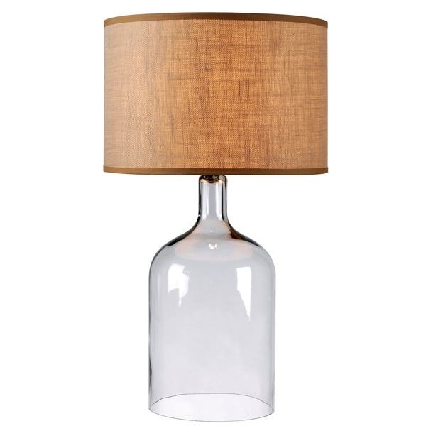 Corsica 30 inch Height French Neck Table Lamp