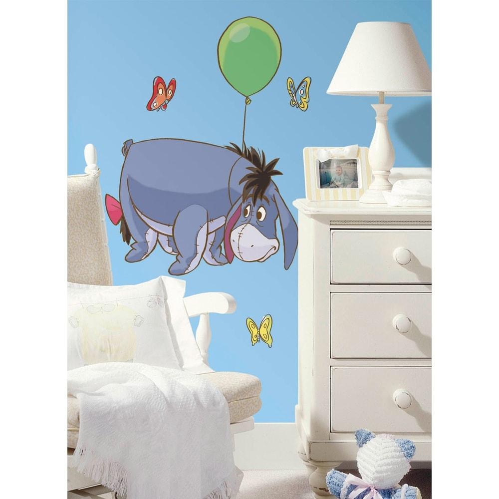 RoomMates Winnie the Pooh Eeyore Peel & Stick Wall Decal ...