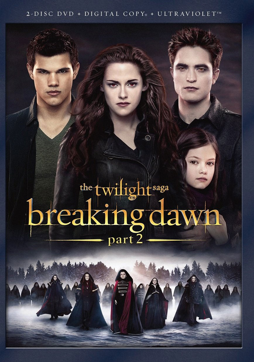 The Twilight Saga - Breaking Dawn Part 2 (DVD) - Thumbnail 0
