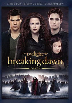 The Twilight Saga - Breaking Dawn Part 2 (DVD)