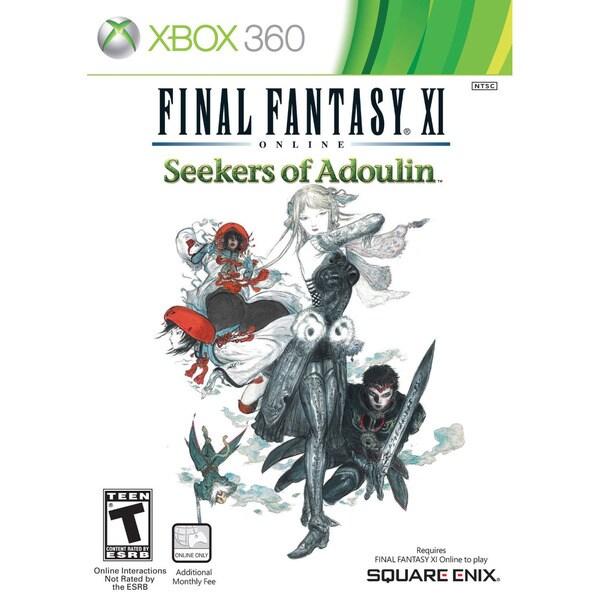 Xbox 360 - Final Fantasy XI Seekers