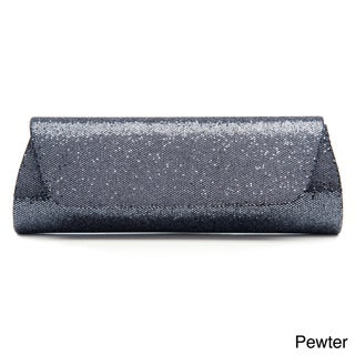 J. Furmani Glitter Embellished Evening Clutch