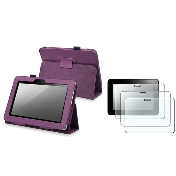 BasAcc Case/ Anti-glare Protector for Amazon Kindle Fire HD 7-inch