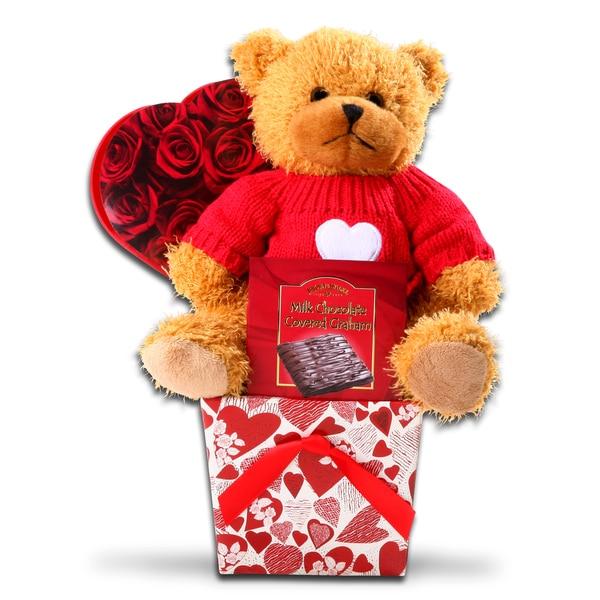 Alder Creek Bear Hugs Gift Basket