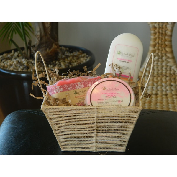 Passionfruit Papaya 'Crush' Gift Basket