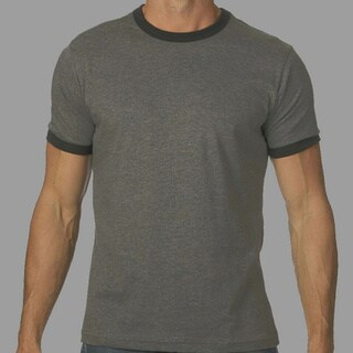 Canvas Men's Ringer Jersey T-Shirt (5 options available)