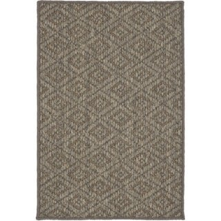 Safavieh Diamonds Natural Sisal Wool Rug (3' x 5')