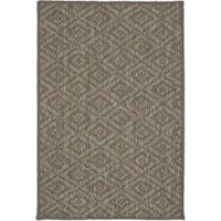 Safavieh Diamonds Natural Sisal Wool Rug - 3' x 5'